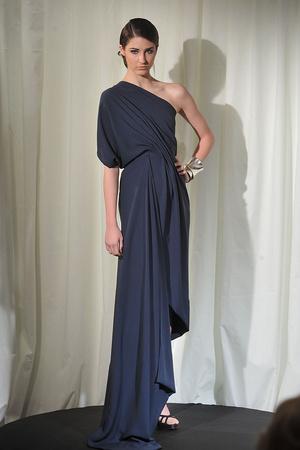 Показ Dominique Sirop коллекции сезона Весна-лето 2009 года Haute couture - www.elle.ru - Подиум - фото 86513