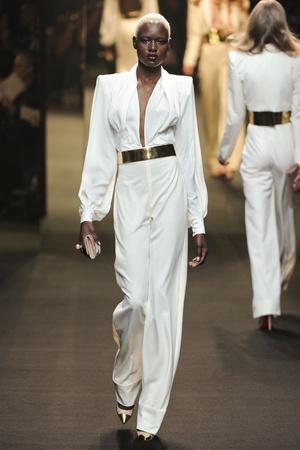Показ Alexander Vauthier коллекции сезона Весна-лето 2011 года Haute couture - www.elle.ru - Подиум - фото 214923
