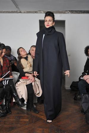 Показ Adeline Andre коллекции сезона Весна-лето 2009 года Haute couture - www.elle.ru - Подиум - фото 86146