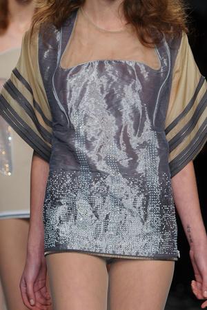 Показ Julien Fournie коллекции сезона Весна-лето 2012 года Haute couture - www.elle.ru - Подиум - фото 331871