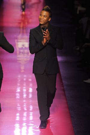 Показ Jean Paul Gaultier коллекции сезона Весна-лето 2012 года Haute couture - www.elle.ru - Подиум - фото 332624