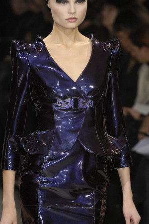 Показ Giorgio Armani Privé коллекции сезона Весна-лето 2009 года Haute couture - www.elle.ru - Подиум - фото 86740