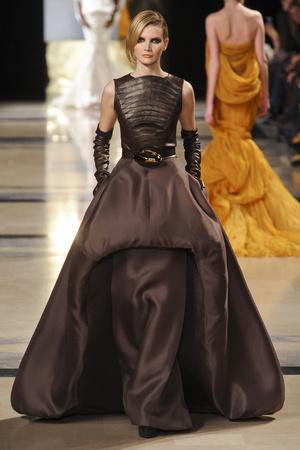 Показ Stephane Rolland коллекции сезона Весна-лето 2011 года Haute couture - www.elle.ru - Подиум - фото 215994