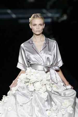 Показ Dolce & Gabbana коллекции сезона Весна-лето 2009 года Prêt-à-porter - www.elle.ru - Подиум - фото 81406