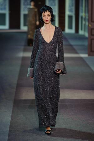 Показ Louis Vuitton коллекции сезона Осень-зима 2013-2014 года Prêt-à-porter - www.elle.ru - Подиум - фото 546955