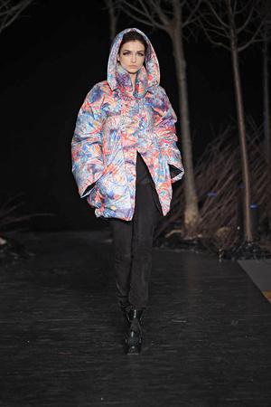 Показ Cynthia Rowley коллекции сезона Осень-зима 2010-2011 года prêt-à-porter - www.elle.ru - Подиум - фото 143945