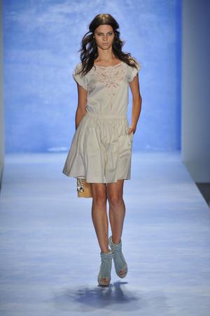Показ Rebecca Taylor коллекции сезона Весна-лето 2009 года prêt-à-porter - www.elle.ru - Подиум - фото 75787