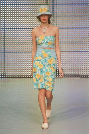 Показ Holly Fulton коллекции сезона Весна-лето 2013 года prêt-à-porter - www.elle.ru - Подиум - фото 427245