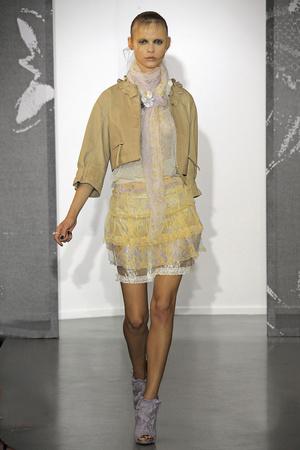 Показ Nina Ricci коллекции сезона Весна-лето 2010 года Prêt-à-porter - www.elle.ru - Подиум - фото 129766