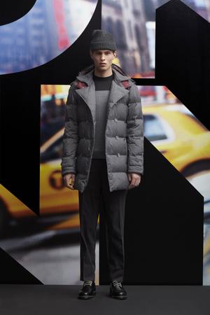Показ DKNY Man коллекции сезона Осень-зима 2013-2014 года prêt-à-porter - www.elle.ru - Подиум - фото 484921