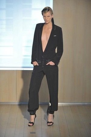 Показ Alexis Mabille коллекции сезона Осень-зима 2009-2010 года haute couture - www.elle.ru - Подиум - фото 87114