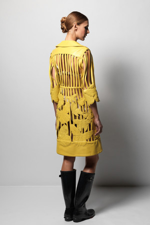 Показ Gemma Kahng коллекции сезона Весна-лето 2013 года prêt-à-porter - www.elle.ru - Подиум - фото 421529