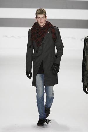 Показ William Rast коллекции сезона Осень-зима 2009-2010 года prêt-à-porter - www.elle.ru - Подиум - фото 92161