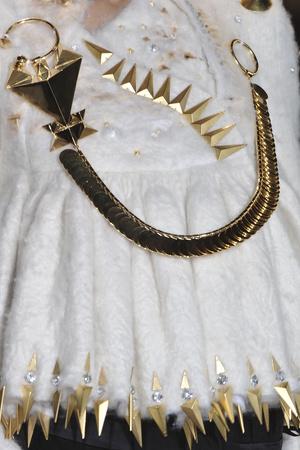 Показ Givenchy коллекции сезона Осень-зима 2009-2010 года Haute couture - www.elle.ru - Подиум - фото 87799