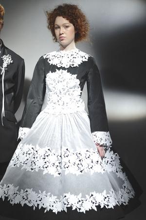 Показ Franc Sorbier коллекции сезона Осень-зима 2009-2010 года haute couture - www.elle.ru - Подиум - фото 87613