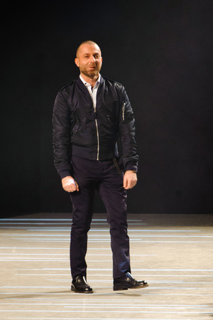 Показ Alexander Vauthier коллекции сезона Весна-лето 2013 года haute couture - www.elle.ru - Подиум - фото 479168