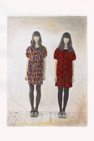 Показ Eley Kishimoto коллекции сезона Осень-зима 2010-2011 года Prêt-à-porter - www.elle.ru - Подиум - фото 149284