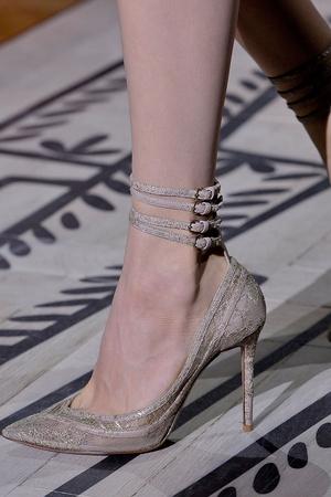 Показ Valentino коллекции сезона Осень-зима 2011-2012 года haute couture - www.elle.ru - Подиум - фото 279174