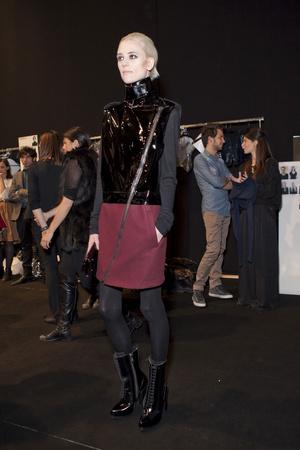 Показ CNC Costume National коллекции сезона Осень-зима 2012-2013 года Prêt-à-porter - www.elle.ru - Подиум - фото 364311