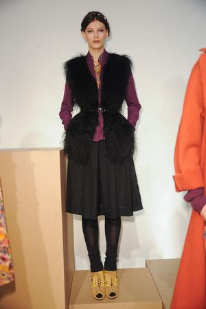 Показ Rachel Roy коллекции сезона Осень-зима 2011-2012 года prêt-à-porter - www.elle.ru - Подиум - фото 231210