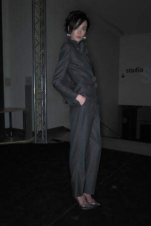 Показ Giorgio Armani Privé коллекции сезона Осень-зима 2009-2010 года haute couture - www.elle.ru - Подиум - фото 87720