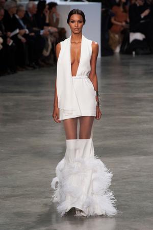 Показ Stephane Rolland коллекции сезона Весна-лето 2013 года Haute couture - www.elle.ru - Подиум - фото 479753