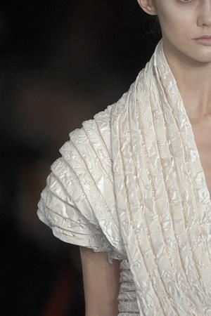 Показ Elie Saab коллекции сезона Весна-лето 2009 года Haute couture - www.elle.ru - Подиум - фото 86580
