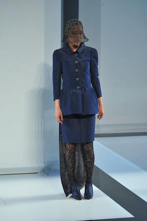Показ  коллекции сезона Осень-зима 2009-2010 года Haute couture - www.elle.ru - Подиум - фото 87232