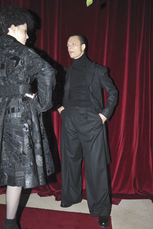 Показ Franc Sorbier коллекции сезона Осень-зима 2009-2010 года haute couture - www.elle.ru - Подиум - фото 87605