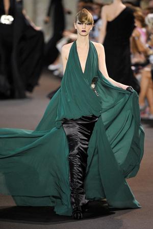 Показ Stephane Rolland коллекции сезона Осень-зима 2011-2012 года haute couture - www.elle.ru - Подиум - фото 278164