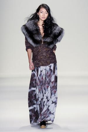 Показ Rebecca Minkoff коллекции сезона Осень-зима 2011-2012 года prêt-à-porter - www.elle.ru - Подиум - фото 232561