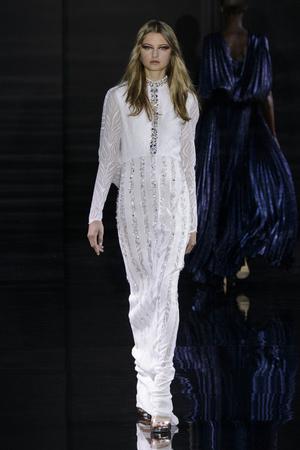 Показ Azzaro коллекции сезона Осень-зима 2015-2016 года Haute couture - www.elle.ru - Подиум - фото 597597