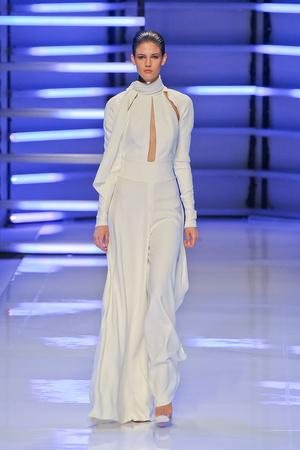 Показ Alexander Vauthier коллекции сезона Весна-лето 2012 года Haute couture - www.elle.ru - Подиум - фото 331905