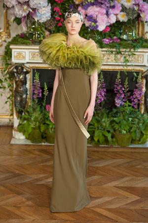 Показ Alexis Mabille коллекции сезона Осень-зима 2013-2014 года Haute couture - www.elle.ru - Подиум - фото 556528