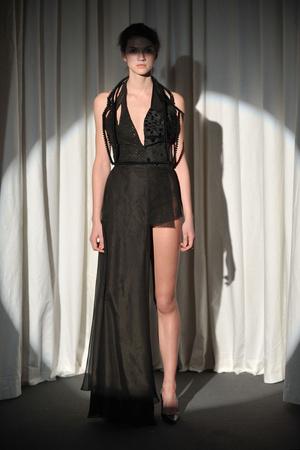 Показ Maison Martin Margiela коллекции сезона Весна-лето 2010 года haute couture - www.elle.ru - Подиум - фото 139139