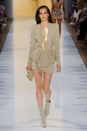 Показ Alexander Vauthier коллекции сезона Осень-зима 2012-2013 года Haute couture - www.elle.ru - Подиум - фото 404489