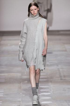 Показ Fashion East коллекции сезона Осень-зима 2012-2013 года Prêt-à-porter - www.elle.ru - Подиум - фото 356134