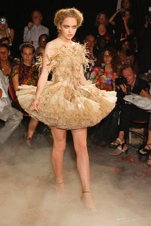 Показ Franc Sorbier коллекции сезона Осень-зима 2010-2011 года Haute couture - www.elle.ru - Подиум - фото 168057