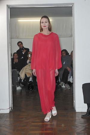Показ Adeline Andre коллекции сезона Весна-лето 2010 года haute couture - www.elle.ru - Подиум - фото 138073