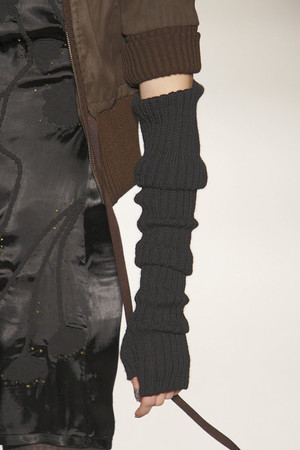 Показ Tracy Reese коллекции сезона Осень-зима 2010-2011 года prêt-à-porter - www.elle.ru - Подиум - фото 145122