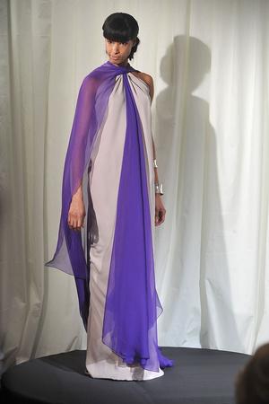 Показ Dominique Sirop коллекции сезона Весна-лето 2009 года Haute couture - www.elle.ru - Подиум - фото 86501