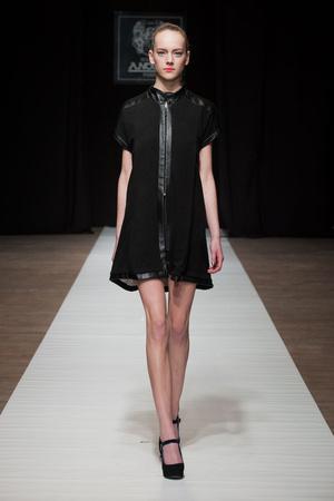 Показ Maison Anoufa коллекции сезона Весна-лето 2014 года Haute couture - www.elle.ru - Подиум - фото 574332