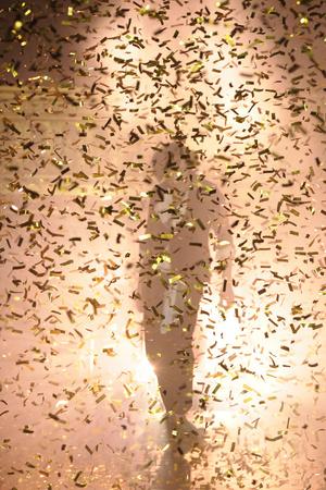 Показ John Galliano коллекции сезона Весна-лето 2011 года prêt-à-porter - www.elle.ru - Подиум - фото 189003