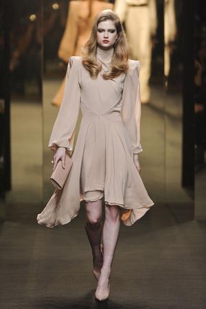 Показ Alexander Vauthier коллекции сезона Весна-лето 2011 года Haute couture - www.elle.ru - Подиум - фото 214936