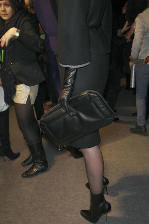 Показ Stella McCartney коллекции сезона Осень-зима 2009-2010 года Prêt-à-porter - www.elle.ru - Подиум - фото 99915