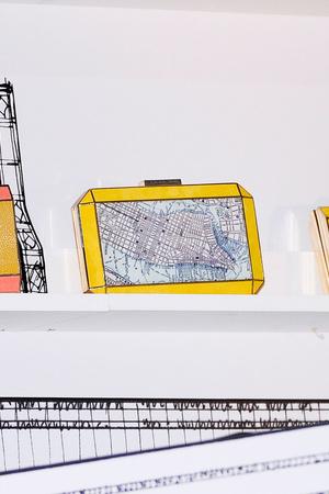 Показ Anya Hindmarch коллекции сезона Весна-лето 2013 года Prêt-à-porter - www.elle.ru - Подиум - фото 432251