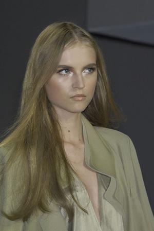Показ Donna Karan коллекции сезона Весна-лето 2009 года Prêt-à-porter - www.elle.ru - Подиум - фото 78186