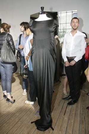 Показ Maison Rabih коллекции сезона Осень-зима 2009-2010 года Haute couture - www.elle.ru - Подиум - фото 88169