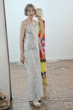 Показ Adeline Andre коллекции сезона Осень-зима 2010-2011 года Haute couture - www.elle.ru - Подиум - фото 167253
