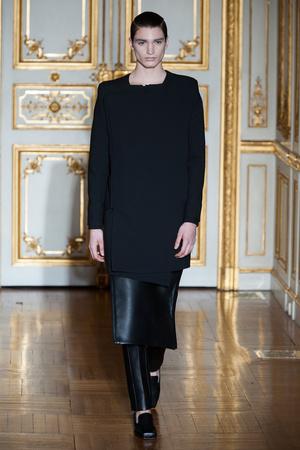 Показ Rad Hourani коллекции сезона Весна-лето 2014 года Haute couture - www.elle.ru - Подиум - фото 575278